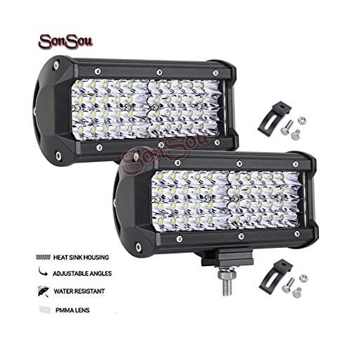 144w led 4row LED ΜΠΑΡΕΣ