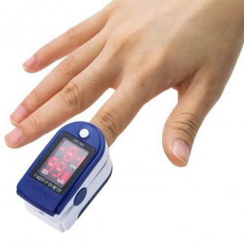 Fingertip Oximeter Finger Pulse Blood SpO2 Pulse Reader