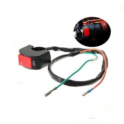 moto switch LED