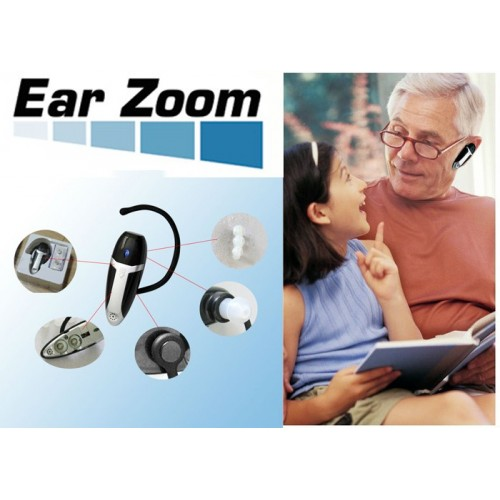 Bluetooth Hearing Amplifier Ear Zoom Hearing Aid Batteries AG13 Low Noise Easy Operation Adult Amplifier Sound Aids JH-119