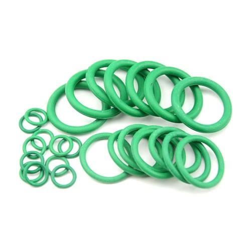 Details about Set 279 pcs Metric O-rings Green Rubber Rings Seal Plumbing Workshop HNBR