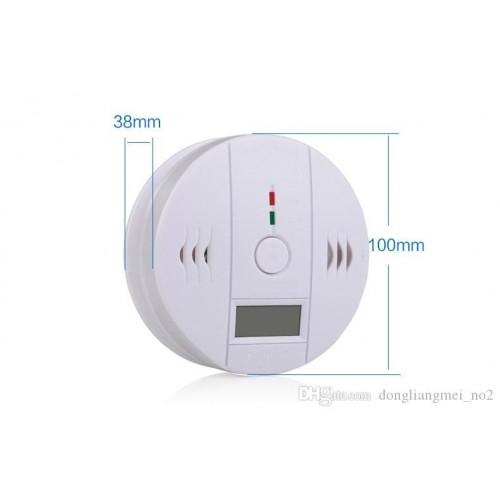 Carbon Monoxide Alarm - Smoke detector