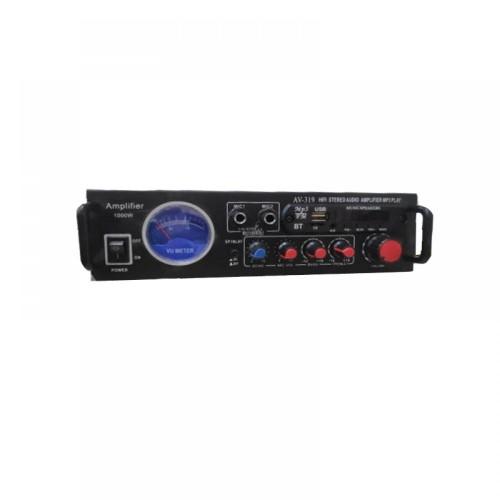 AV-319 220V-240V DC12V Digital bluetooth Stereo Audio Home And Car Amplifier