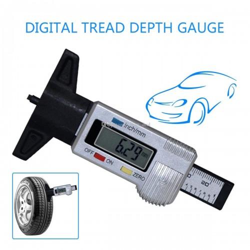 Digital Tire Tread Depth Gauge