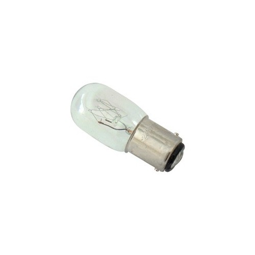 INCANDESCENT LIGHTBULB FOR SEWING MACHINES 15W B15 RLX