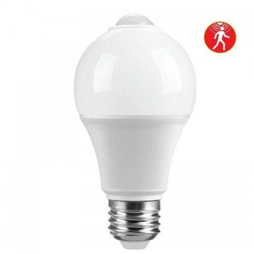 LED Lamp with motion sensor Ε27 7W