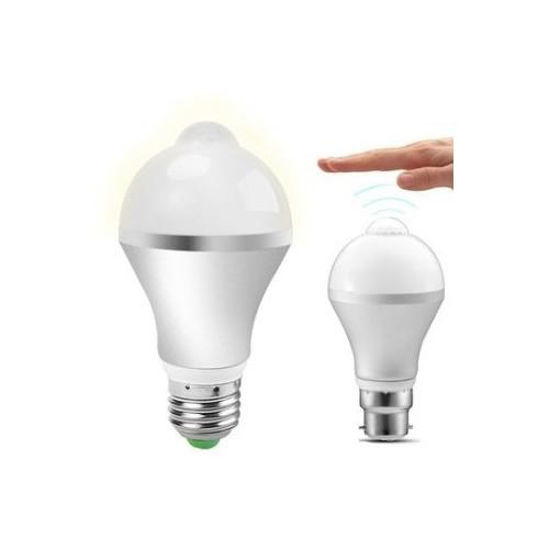 9W LED lamp PIR Infrared Motion