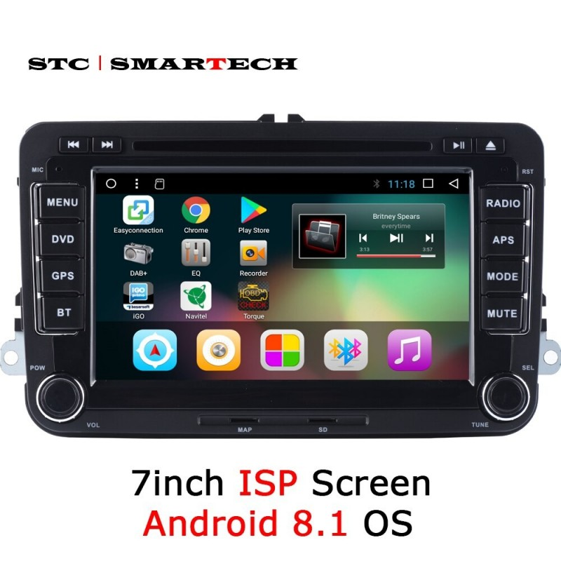 vw group android 7 CAR PLAYER