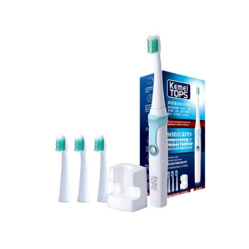 Rechargeable Electric Toothbrush Wireless Charge Ultrasonic Sonic Tooth Brush 4 Heads Professional Teeth Brush