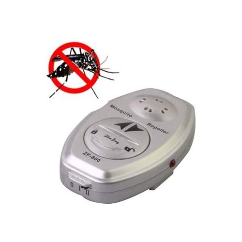Ultrasonic Electronic Anti Mosquito Killer Repeller Repellent Control