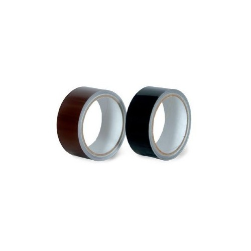 Black Aluminium Foil Tape