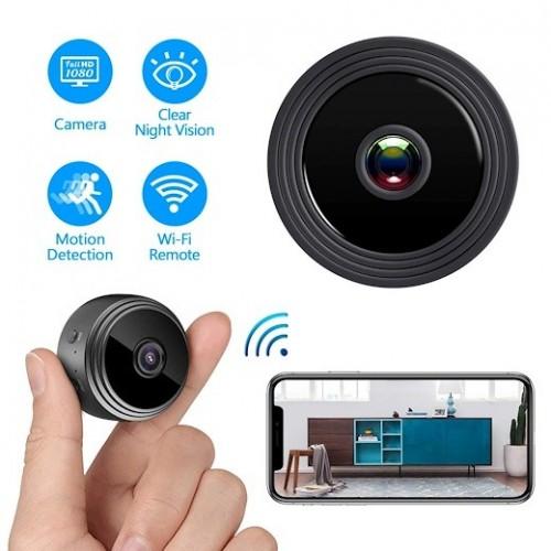 Κρυφή Κάμερα HD με Μπαταρία IP wifi