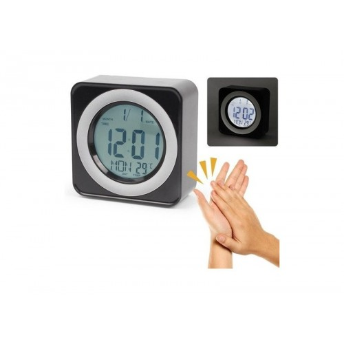 ΡΟΛΟΙ ΜΕ Αισθητήρα Ήχου, LCD Οθόνη & Ένδειξη Θερμοκρασίας