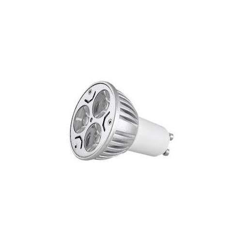 LED LAMP 3X1W GU10 COOL WHITE 240 LUMEN