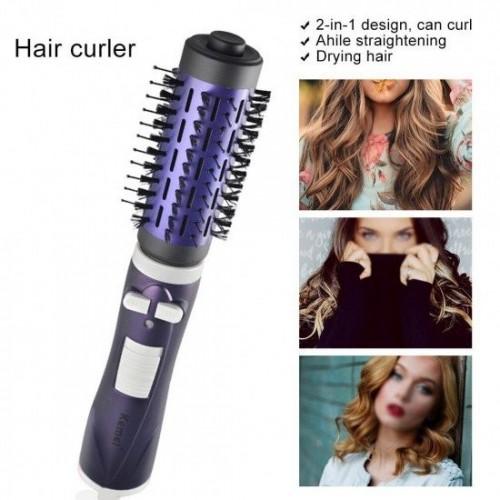 KEMEI KM 813 hair comb hair dryer gemei hair suit