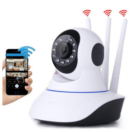 CARE HOME GC13H 720p Night Vision WiFi P2p cloud Ip Ptz Cctv Camera