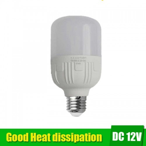 E27 Lamps DC 12V LED Light 24W