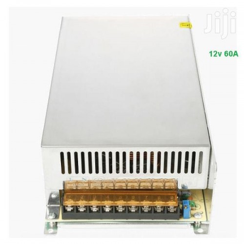 720W CCTV Switching SMPS 12V 60A Power Supply