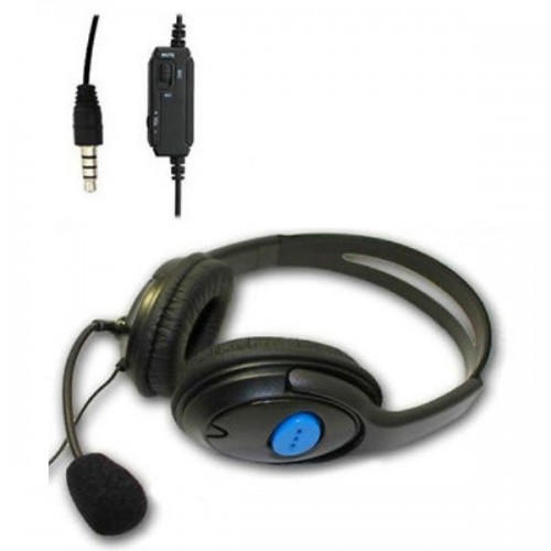 Gamer headset with microphone for PS4/X – one
