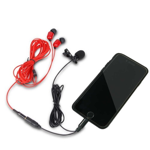 Microphone for iPhone 11 Pro XS XR Max SE2 /7/8 Plus iPad