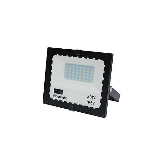 LED Floodlight SMD Mini 20W 90LM
