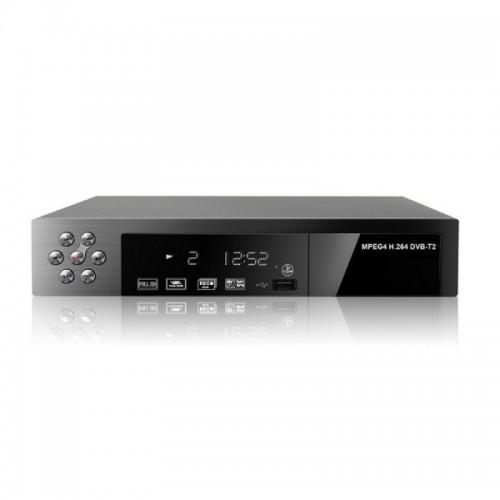 MPEG4 DVB-T2