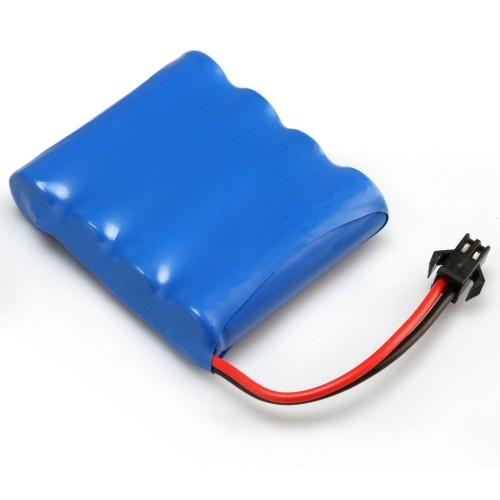 NiMH Battery Pack 4.8V 1000 mAh ( 4xAA)