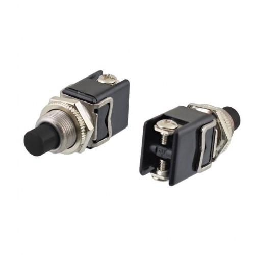 Button Switch PBS-13B NO 250VAC 2A