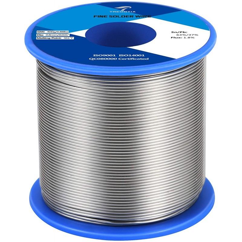 0.8mm Solder Wire Reel 500g
