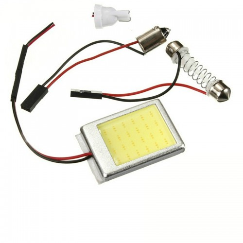 SMD COB LED T10 8W 12V Light Car