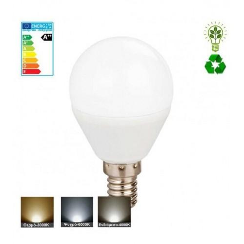 LED-BULB-5W E14 COOL E14
