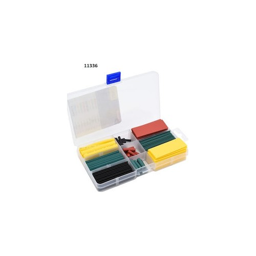 Heat shrink sleeves 120 pieces 11336 WENCHANG