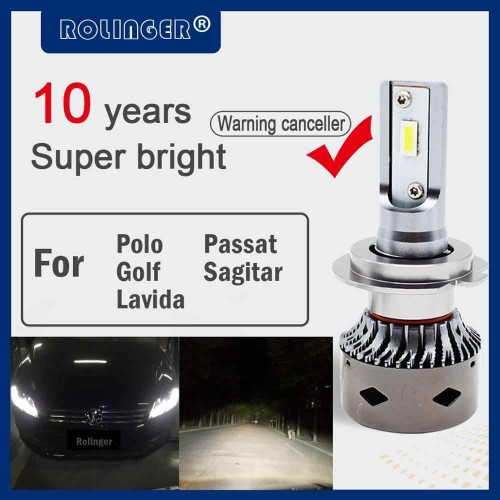 AUTO LED LAMP 31mm BLUE