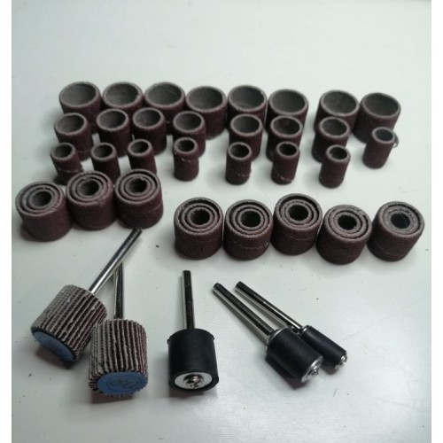 rotary tool Accessory set for Wood Metal Mold Engraving Rotary Tool Grinding Polish Cutting