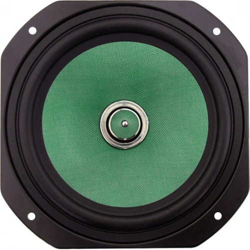 "GLFD Series Woofer Megaphone with Black Rubber Edge 8\"", 8Ω, 350W."