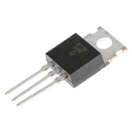 Triac 600V 12A - BT138