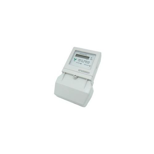 WALL-MOUNTING DIGITAL kWh METER SINGLE-PHASE 5-100Α