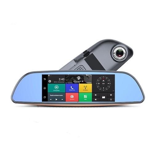 MIRROR Bluetooth Gps CAR PLAYER