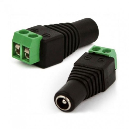 Female 12v DC Power Jack Adapter Connector