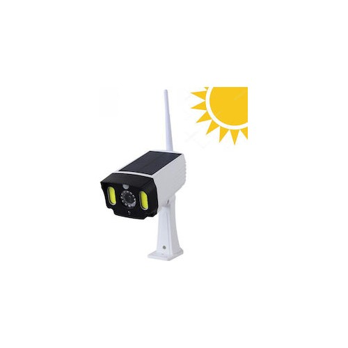Flashing LED Security Camera