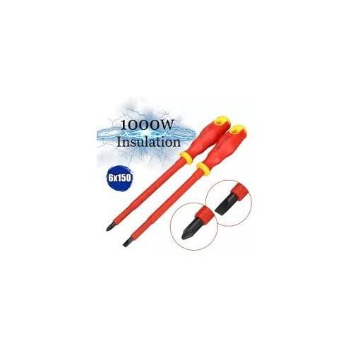 Insulated Screwdriver Set 1000V Phillips