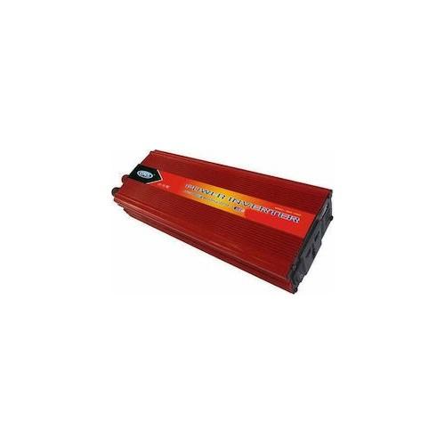 Intelligent Solar Pure Sine Inverter DC 12V/24V To AC 220V 4000W