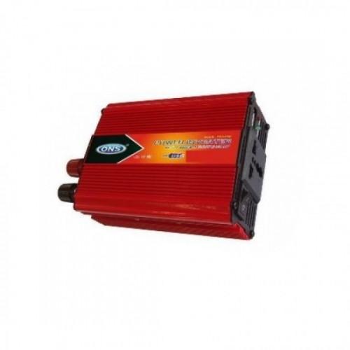 500W DC 12V TO AC 230V SOLAR POWER INVERTER
