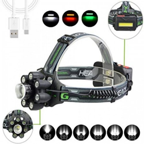 Bailong BL-T88-B6 LED Headlamp