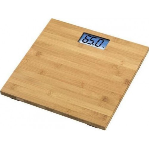 Bamboo Digital Body Weight Bathroom Scale