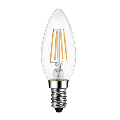 E14 filament cool 6w ΚΕΡΙ FILAMENT LED e14 cool 6400k