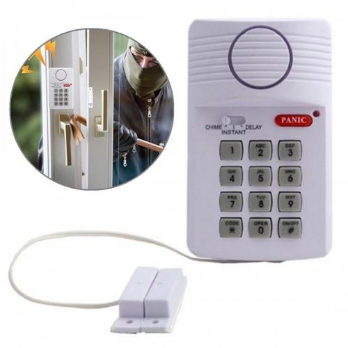 Secure Pro keypad Alarm System