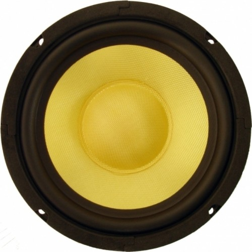 """Glass Fiber Woven Cone Series Woofer Megaphone with Rubber Edge 10"""", 8Ω, 300W."""
