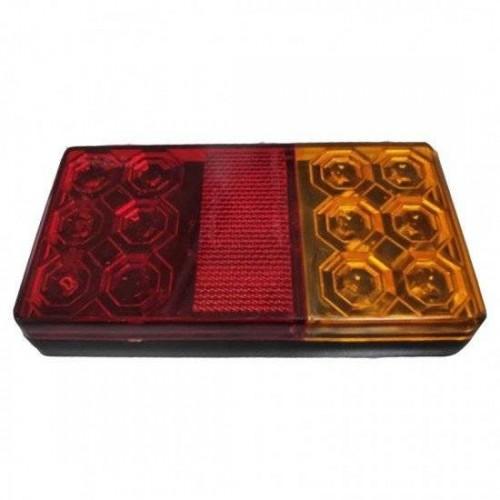 LED Rear Tail Brake Stop Light Indicator Lamp
