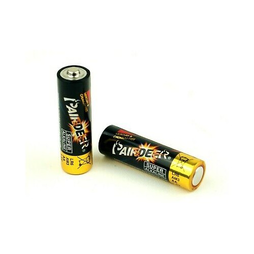 ALKALINE BATTERY 1.5V AAA LR03S 24 PIECES